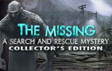 The Missing: a Search and Rescue Mystery Collector's Edition Badge