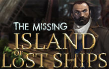 The Missing: Island of Lost Ships Badge