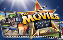 The Movies: Superstar Edition Badge