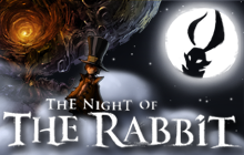 The Night of the Rabbit Badge