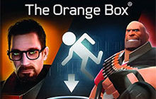 The Orange Box Badge