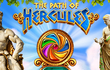 The Path of Hercules Badge