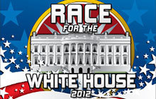 The Race for the White House Badge