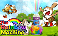 The Rainbow Machine Badge