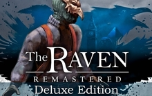The Raven Remastered Deluxe Badge