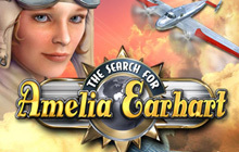 The Search for Amelia Earhart Badge