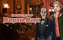 The Secret of Margrave Manor Badge