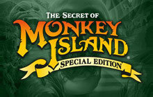 The Secret of Monkey Island: Special Edition Badge