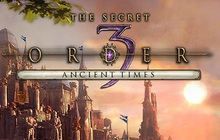 The Secret Order: Ancient Times Badge