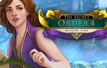 The Secret Order: Beyond Time Collector's Edition Badge