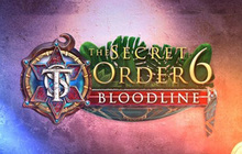 The Secret Order: Bloodline Badge