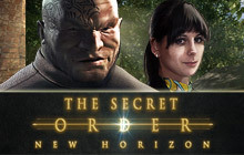 The Secret Order: New Horizon Badge