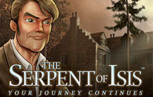The Serpent of Isis: Your journey continues Badge