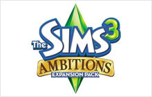 The Sims 3 Ambitions Badge