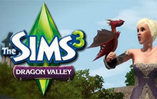The Sims 3 Dragon Valley Badge