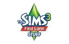 The Sims 3 Fast Lane Stuff Badge