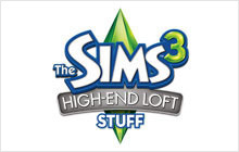 The Sims 3: High End Loft Stuff Badge