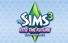 The Sims 3 Into The Future Badge