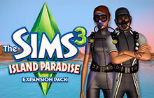 The Sims 3 Island Paradise Badge