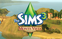 The Sims 3 Monte Vista Badge