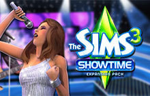 The Sims 3 Showtime Expansion Pack Badge