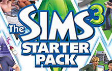 The Sims 3 Start Pack Badge