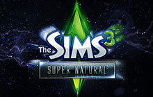 The Sims 3 Supernatural Badge