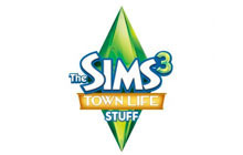 The Sims 3 Town Life Stuff Badge