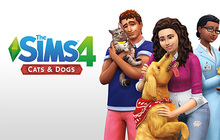 The Sims 4 Cats & Dogs Badge