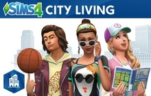 The Sims 4 City Living Badge