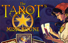 The Tarot's Misfortune Badge