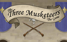 The Three Musketeers Extended Edition Badge