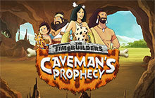 The TimeBuilders - Caveman's Prophecy Badge