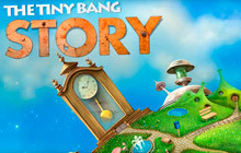 The Tiny Bang Story Badge