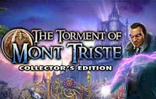 The Torment of Mont Triste Collector's Edition Badge