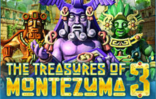 The Treasures of Montezuma 3 Badge