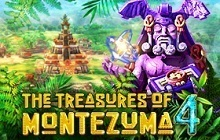 The Treasures of Montezuma 4 Badge