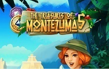 The Treasures of Montezuma 5 Badge