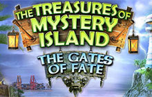 The Treasures of Mystery Island 2: The Gates of Fate Badge