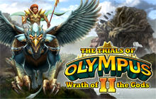The Trials of Olympus II: Wrath of the Gods Badge