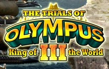 The Trials of Olympus III: King of the World Badge