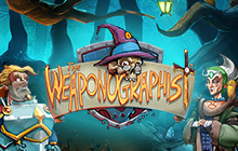 The Weaponographist Badge