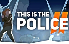 This Is the Police 2 Badge