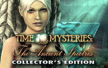 Time Mysteries: The Ancient Spectres Collector's Edition Badge