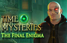 Time Mysteries: The Final Enigma Badge