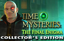 Time Mysteries: The Final Enigma Collector's Edition Badge