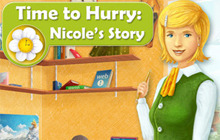 Time to Hurry: Nicole's Story Badge