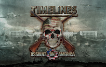 Timelines: Assault On America Badge