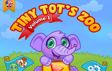Tiny Tots Zoo Volume 1 Badge