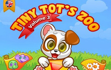 Tiny Tots Zoo Volume 3 Badge